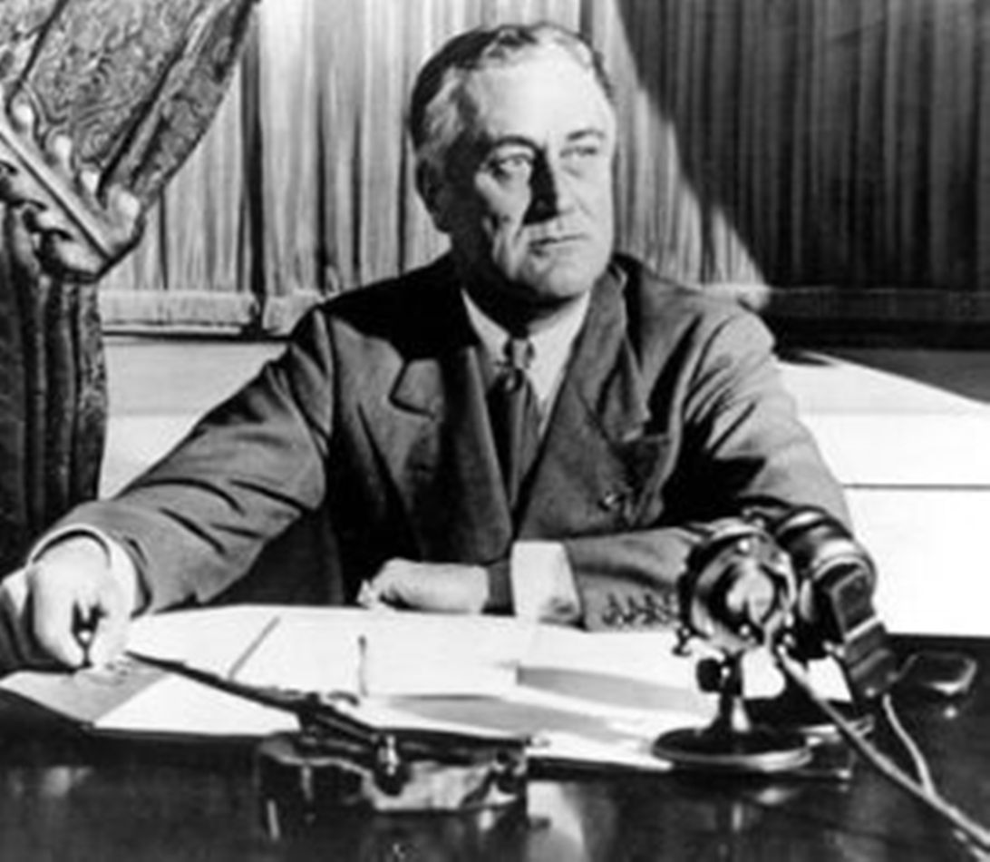 analysis of fdrs first inaugual speech Abstract roosevelt's inaugural speech addressed the audience when the country was in crisis the aspects of fear reflected in the speech portray the concern he had.